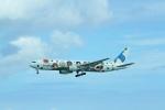 garrettさんが、那覇空港で撮影した全日空 767-381の航空フォト(写真)