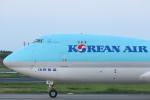 安芸あすかさんが、成田国際空港で撮影した大韓航空 747-8B5F/SCDの航空フォト(写真)