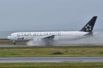 ワイエスさんが、山口宇部空港で撮影した全日空 767-381/ERの航空フォト(写真)