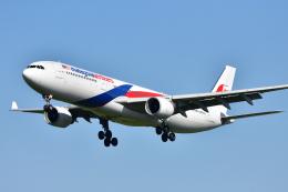 航空フォト:9M-MTF マレーシア航空 A330-300