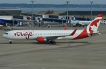hide737さんが、中部国際空港で撮影したエア・カナダ・ルージュ 767-33A/ERの航空フォト(写真)