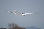 zibaさんが、妻沼滑空場で撮影した日本個人所有 DG-101Gの航空フォト(写真)