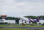 HND_fanさんが、成田国際空港で撮影したタイ国際航空 A330-343Xの航空フォト(写真)