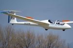 zibaさんが、妻沼滑空場で撮影した日本個人所有 ASK 21の航空フォト(写真)