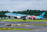 HND_fanさんが、成田国際空港で撮影した大韓航空 777-3B5/ERの航空フォト(写真)