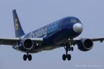 かずかずさんが、茨城空港で撮影した春秋航空 A320-214の航空フォト(写真)
