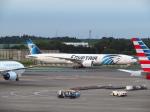 た~きゅんさんが、成田国際空港で撮影したエジプト航空 777-36N/ERの航空フォト(写真)