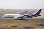 garrettさんが、関西国際空港で撮影したタイ国際航空 A350-941XWBの航空フォト(写真)