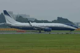 ハスキーさんが、成田国際空港で撮影したサウジアラビア企業所有 737-9FG/ER BBJ3の航空フォト(飛行機 写真・画像)