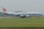 なかよし号さんが、成田国際空港で撮影した中国国際貨運航空 747-4FTF/SCDの航空フォト(写真)