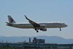 LEGACY-747さんが、福岡空港で撮影した中国東方航空 A321-211の航空フォト(飛行機 写真・画像)