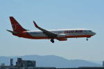 LEGACY-747さんが、福岡空港で撮影したチェジュ航空 737-82Rの航空フォト(写真)