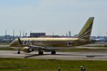 LEGACY-747さんが、福岡空港で撮影したフジドリームエアラインズ ERJ-170-200 (ERJ-175STD)の航空フォト(飛行機 写真・画像)
