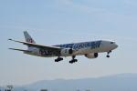 LEGACY-747さんが、福岡空港で撮影した日本航空 777-289の航空フォト(写真)