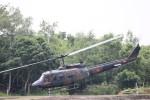 モモさんが、北千歳駐屯地で撮影した陸上自衛隊 UH-1Jの航空フォト(写真)