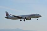 LEGACY-747さんが、福岡空港で撮影した香港ドラゴン航空 A321-231の航空フォト(写真)
