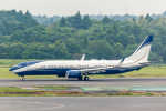 Y-Kenzoさんが、成田国際空港で撮影したサウジアラビア企業所有 737-9FG/ER BBJ3の航空フォト(写真)