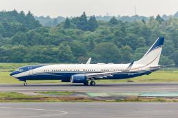 Y-Kenzoさんが、成田国際空港で撮影したサウジアラビア企業所有 737-9FG/ER BBJ3の航空フォト(飛行機 写真・画像)