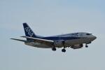 LEGACY-747さんが、福岡空港で撮影したANAウイングス 737-54Kの航空フォト(写真)