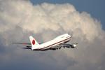 new_2106さんが、羽田空港で撮影した航空自衛隊 747-47Cの航空フォト(写真)