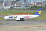 LEGACY-747さんが、福岡空港で撮影したスカイマーク 737-86Nの航空フォト(飛行機 写真・画像)