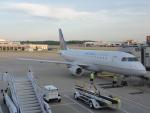 Rsaさんが、ピッツバーグ国際空港で撮影したリパブリック・エアラインズ ERJ-170-200 LR (ERJ-175LR)の航空フォト(写真)