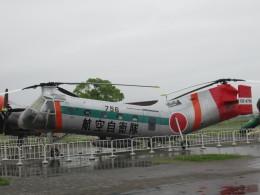 ランチパッドさんが、浜松基地で撮影した航空自衛隊 H-21B Workhorseの航空フォト(飛行機 写真・画像)