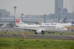 LEGACY-747さんが、成田国際空港で撮影した日本航空 737-846の航空フォト(写真)