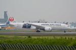LEGACY-747さんが、成田国際空港で撮影した日本航空 787-8 Dreamlinerの航空フォト(写真)