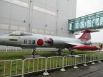 ランチパッドさんが、浜松基地で撮影した航空自衛隊 F-104J Starfighterの航空フォト(写真)