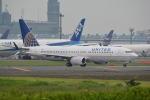 LEGACY-747さんが、成田国際空港で撮影したユナイテッド航空 737-824の航空フォト(写真)