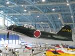 ランチパッドさんが、浜松基地で撮影した日本海軍 Zero 52/A6M5の航空フォト(写真)
