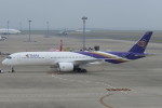SFJ_capさんが、中部国際空港で撮影したタイ国際航空 A350-941XWBの航空フォト(写真)