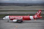 Dojalanaさんが、新千歳空港で撮影したエアアジア・ジャパン A320-216の航空フォト(飛行機 写真・画像)