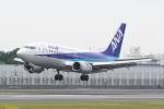 HEATHROWさんが、伊丹空港で撮影したANAウイングス 737-54Kの航空フォト(写真)