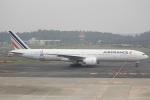 cassiopeiaさんが、成田国際空港で撮影したエールフランス航空 777-328/ERの航空フォト(写真)