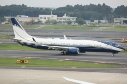 cassiopeiaさんが、成田国際空港で撮影したサウジアラビア企業所有 737-9FG/ER BBJ3の航空フォト(飛行機 写真・画像)