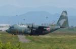 ハミングバードさんが、名古屋飛行場で撮影した航空自衛隊 C-130H Herculesの航空フォト(写真)