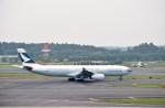 よんすけさんが、成田国際空港で撮影したキャセイパシフィック航空 A330-343Xの航空フォト(写真)