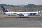 OMAさんが、成田国際空港で撮影したLOTポーランド航空 787-8 Dreamlinerの航空フォト(飛行機 写真・画像)