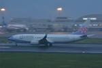 qooさんが、高松空港で撮影したチャイナエアライン 737-8ALの航空フォト(写真)
