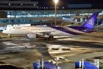 EY888さんが、中部国際空港で撮影したタイ国際航空 787-9の航空フォト(写真)