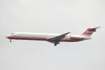 Musondaさんが、台湾桃園国際空港で撮影した遠東航空 MD-83 (DC-9-83)の航空フォト(写真)