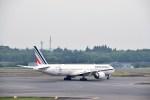 よんすけさんが、成田国際空港で撮影したエールフランス航空 777-328/ERの航空フォト(写真)