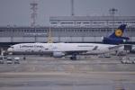 kurubouzuさんが、関西国際空港で撮影したルフトハンザ・カーゴ MD-11Fの航空フォト(写真)