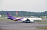 よんすけさんが、成田国際空港で撮影したタイ国際航空 A330-343Xの航空フォト(写真)