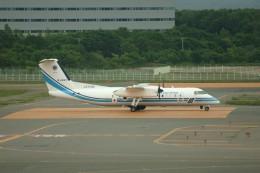 しんさんが、新千歳空港で撮影した海上保安庁 DHC-8-315 Dash 8の航空フォト(写真)