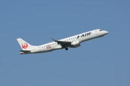 しんさんが、伊丹空港で撮影したジェイ・エア ERJ-190-100(ERJ-190STD)の航空フォト(写真)
