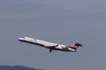 Fly Yokotayaさんが、伊丹空港で撮影したアイベックスエアラインズ CL-600-2C10 Regional Jet CRJ-702ERの航空フォト(写真)