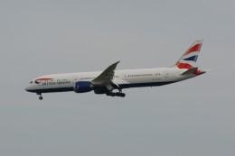 しんさんが、成田国際空港で撮影したブリティッシュ・エアウェイズ 787-9の航空フォト(写真)